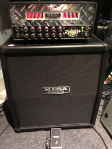 Mesa Boogie Mini Rectifier Amp and Cabinet! Mint condition