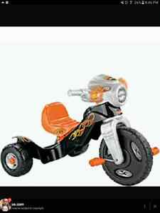 Fisher price harely davidson tricycle  Cambridge Kitchener Area image 1