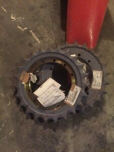 New Mini Excavator Sprockets