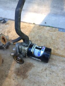 1992 eurovan engine oil cooler and filter housing Kingston Kingston Area image 3