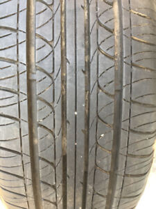 Bridgestone Turenza & Firestone Fuzion Touring All Season Tire
