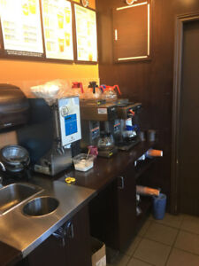 Lots of restaurant equipment for sale , Almost new! Must see!