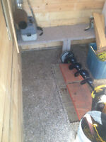 Shawn's Concrete/Construction/Custom Flooring