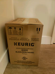 KEURIG K200 Brand New in Seales Box