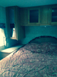 TRAVEL TRAILER *WINTER STORAGE PAID*