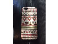 Aztec iPhone 6/6S case hard cover