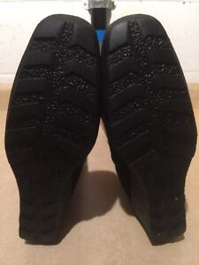 Women's Tall Black Winter Boots Size 9 London Ontario image 6