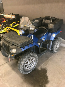 2014 Sportsman Touring 550 XP EPS, Lots of extras, Financing !