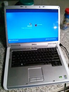Dell 15'' Windows XP Laptop