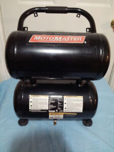 MotoMaster Compressor 5 Gallon  Twin-Stack Air Tank only