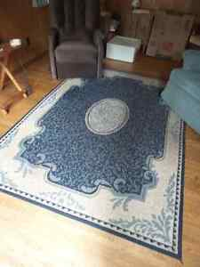 Two rugs for sale!