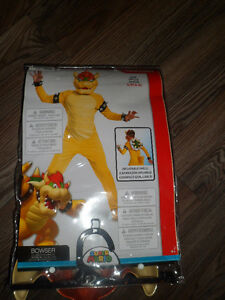 Super Mario Costume Set for family