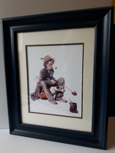 I have 2 Norman Rockwell Pictures for Sale by Owner