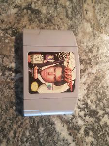 Nintendo 64 goldeneye 007