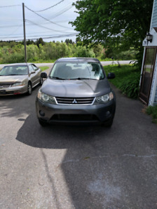 2007 Outlander AWD, low miles, just inspected