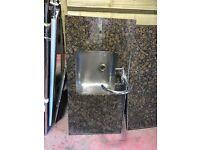 Granite / stone worktops £500 o.n.o