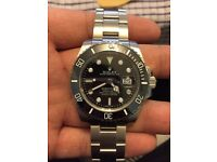 Rolex submariner ceramic bezel (boxed)