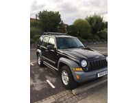 Jeep Cherokee Sport CRD - Low mileage