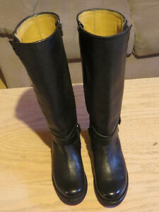 FRYE Tall Leather Riding Boots