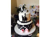 Birthday cakes/ wedding cakes/engagement cakes and cakes for any occasion.