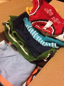 Baby and toddler boy clothing lot