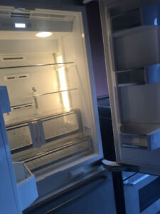 Bosch Fridge, Damar Oven and Microwave