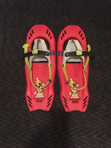 "Louis Garneau Junior Neo Kid 16"" Snowshoes"