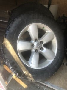 4 New Winter Truck Tires -size 305/55/20