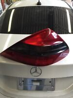Mercedes R230 SL500 SL600 right side tail light
