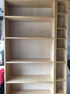 Book Shelf and CD Shelf