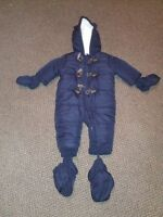 Boy`s Snow Suit