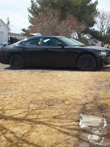 2010 charger police model