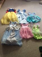 Large lot of dress up clothes