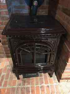 Pellet stove - St. Croix Hastings top of the line model
