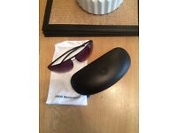 BMW Sunglasses and case.