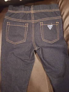 Guess pants size 6 true religion girl's jean size7