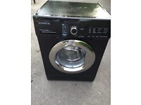 Daewoo Washing Machine - Black
