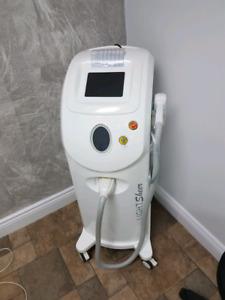 Diode LightSheer laser hair removal machine