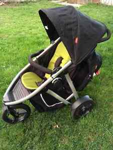 Phil and teds stroller - double inline