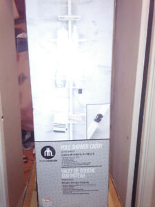 Brand New Hometrends Pole Shower Caddy