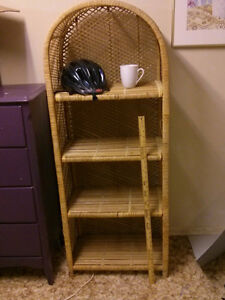 Wicker stand, very good condition