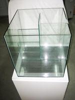 Decante / sump 14 X14po pour aquarium eau salé