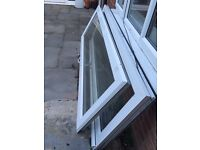 DOUBLE GLAZED DOORS (pair)