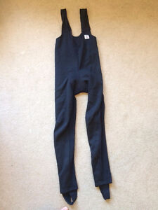 Women's medium cycling pants with built-in chamois