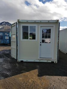 20' Insulated Portable Container Office