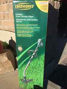 Spare Parts for Yardworks Cordless Trimmer Peterborough Peterborough Area image 2