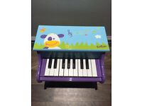 """Boikido """"My first Piano"""" real 18 key wooden Piano"""