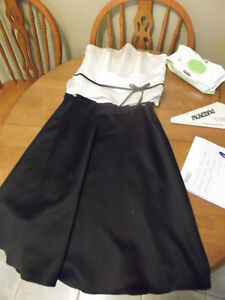 Alfred Angelo 2 pc Outfit - Size 10/12 - Reduced Price