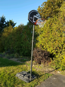 Basket ball hoop and base for sale