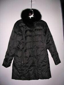 Manteau d'hiver pour femme (10-12)